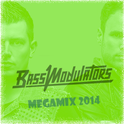 Bass Modulators Megamix 2014