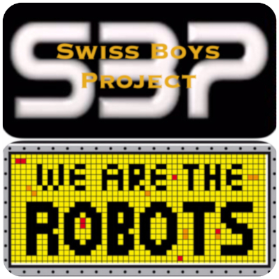 SBP - We Are The Robots